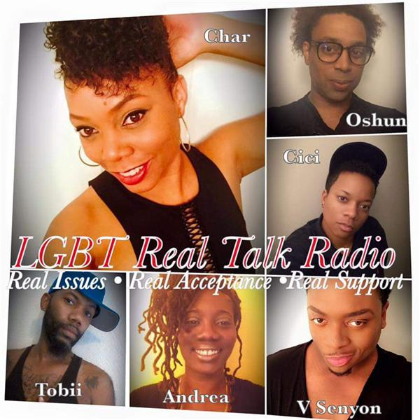 LGBT Real Talk Radio