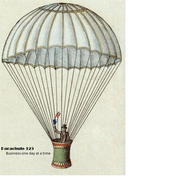 Business Parachute