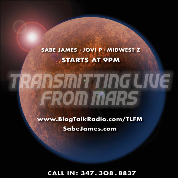 Transmitting Live From Mars
