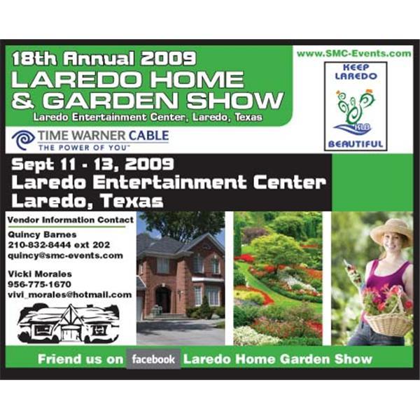 Laredo Home And Garden Show 08/05 By LaredoHomeGarden