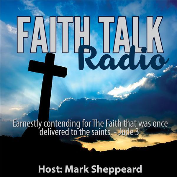 Rev Mark Sheppeard