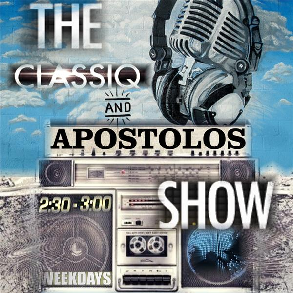 The Classiq and Apostolos Show
