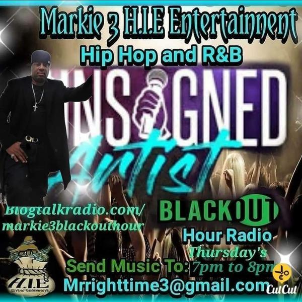 The Blackout Hour Radio show