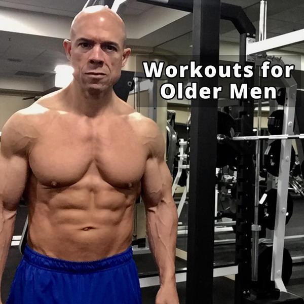 Workouts For Older Men