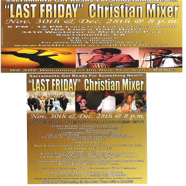 'Last Friday'