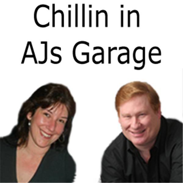 Chillin In AJs Garage