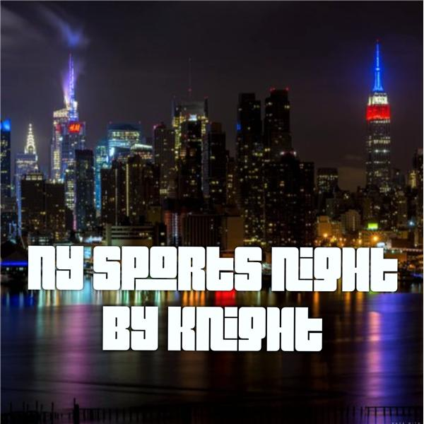 New York Sports Night by Knight