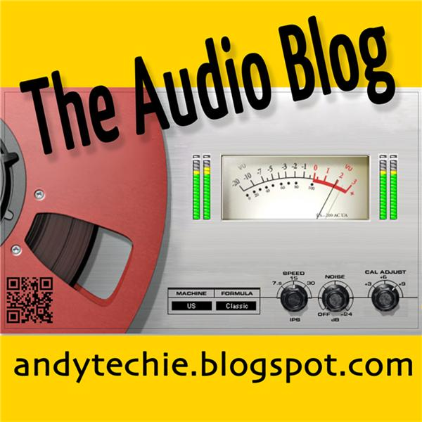 The Audio Blog