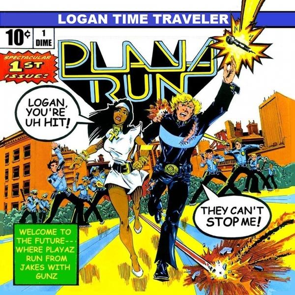 Logan Time Traveler