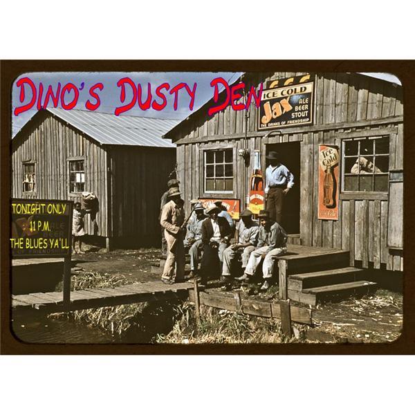 Dinos DustyDiscs