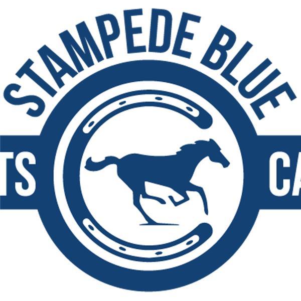 Stampede Blue Colts Cast