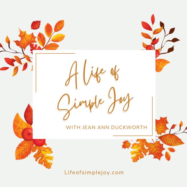 A Life of Simple Joy