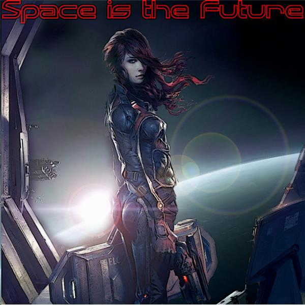 space is the future