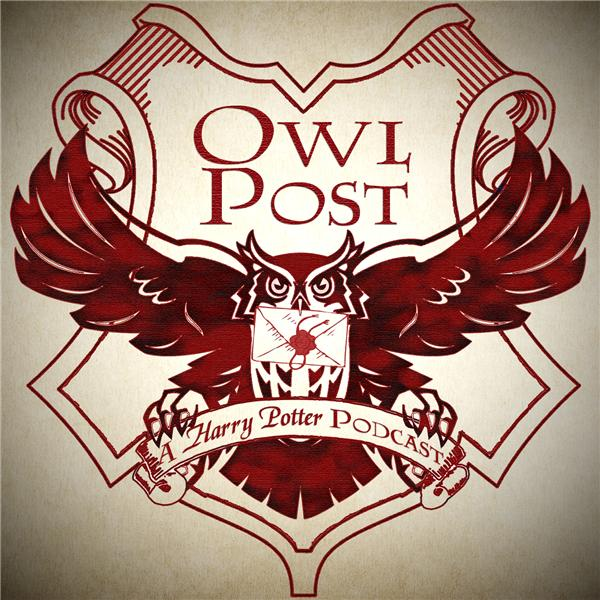 Owl Post - Harry Potter