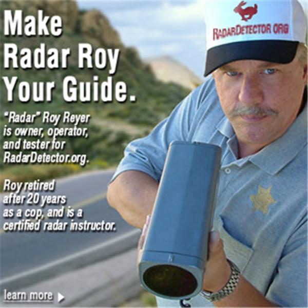 Radar Detector Org