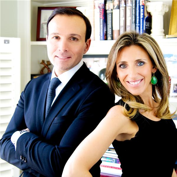 George and Adriana