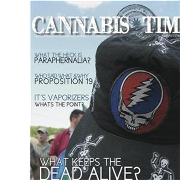 Cannabis Times Mag