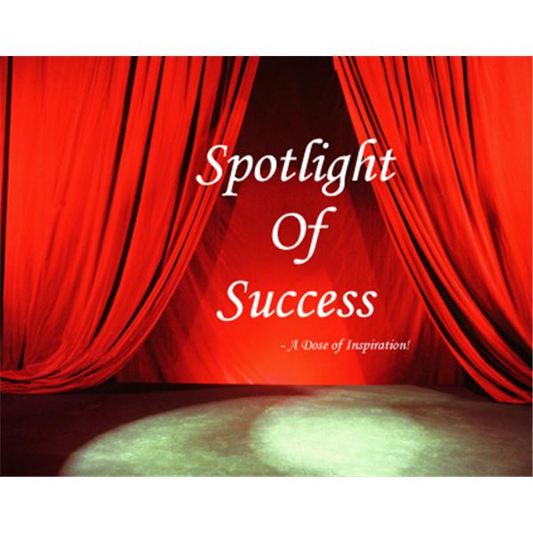 Spotlight of Success