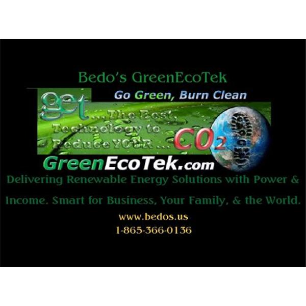 Go Green, Burn Clean