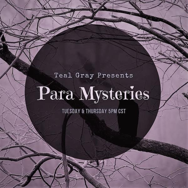 Teal Grays Para Mysteries