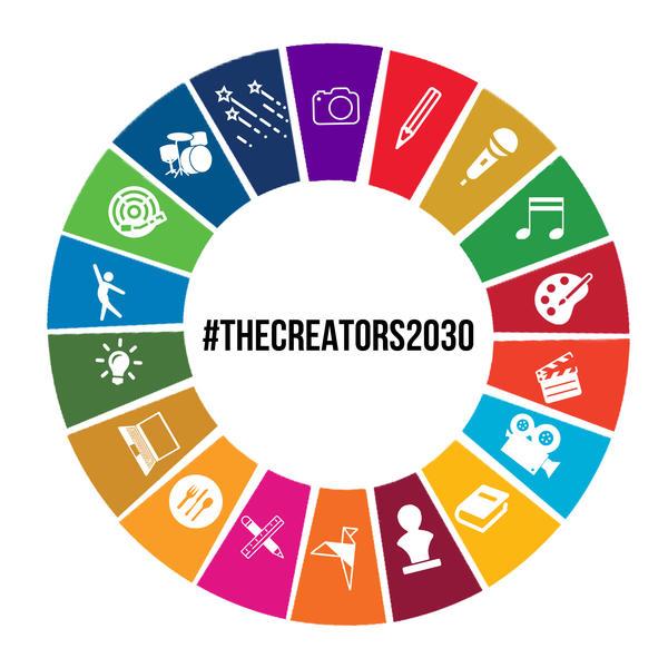 TheCreators2030 UN Arts Init