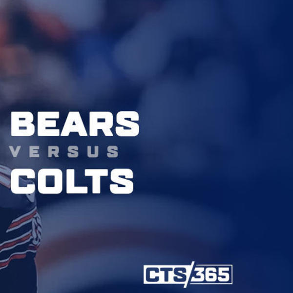 Bears vs Colts live stream