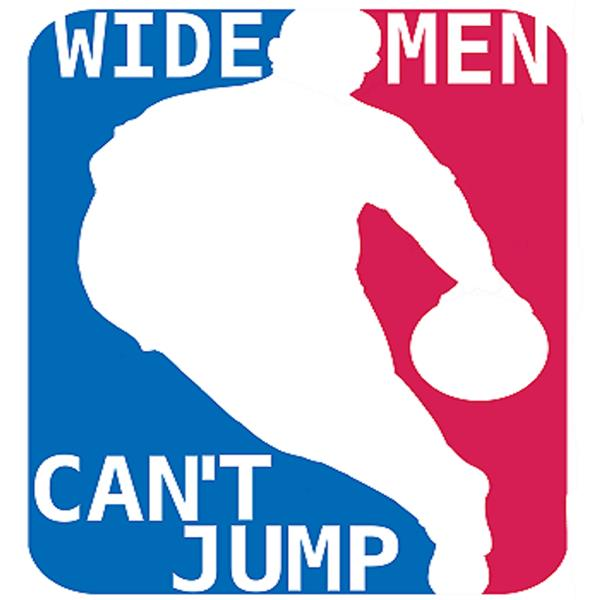 Wide Men Cant Jump