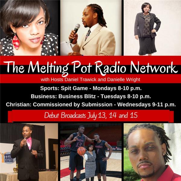 The Melting Pot Radio Network