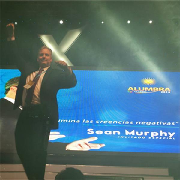 Sean G Murphy