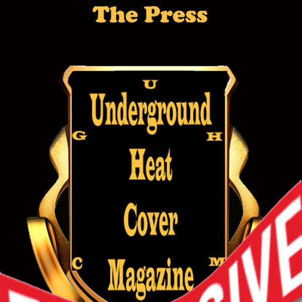 Underground Heat Cover Magazine