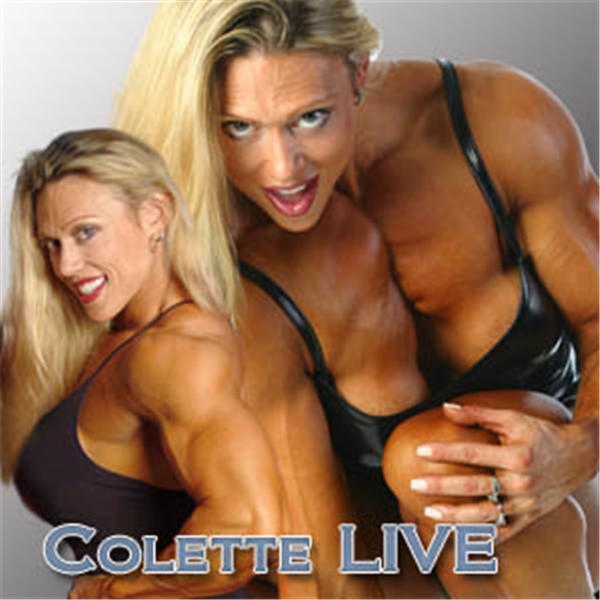 Colette Nelson Live