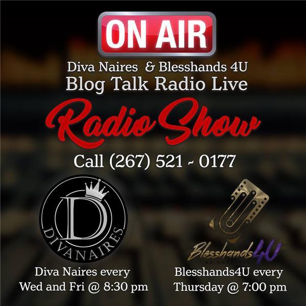 Diva-Naires - BlessHand4U Live
