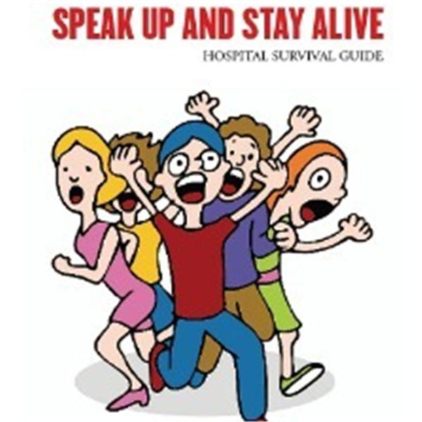 Speak Up and Stay Alive