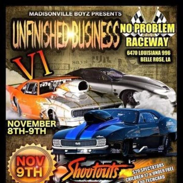 Madisonville Boyz and BTB racing
