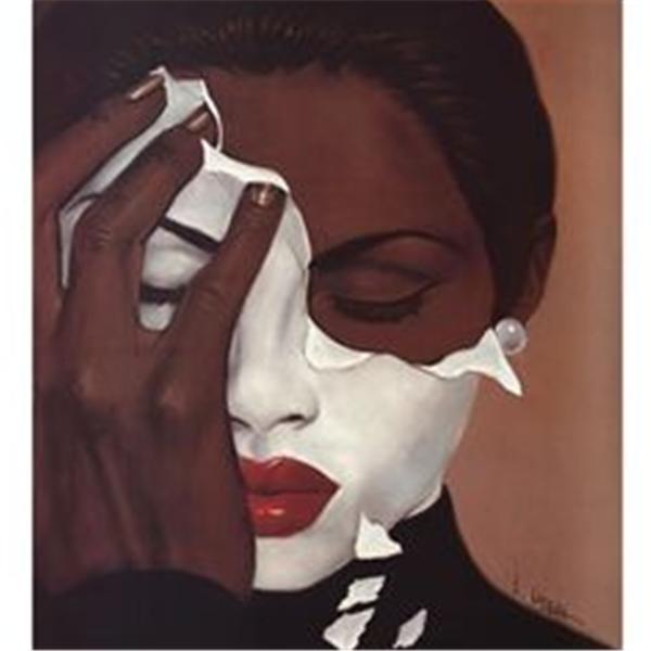 Melanated Woman