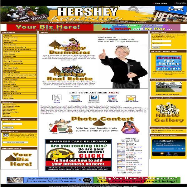 Hershey Area Online