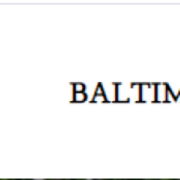 Baltimore Concrete Co