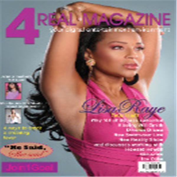 4Real Magazine