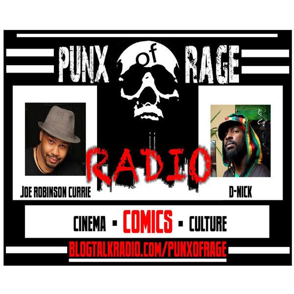PUNXofRAGE Radio