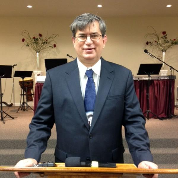 Pastor Brad Morgan
