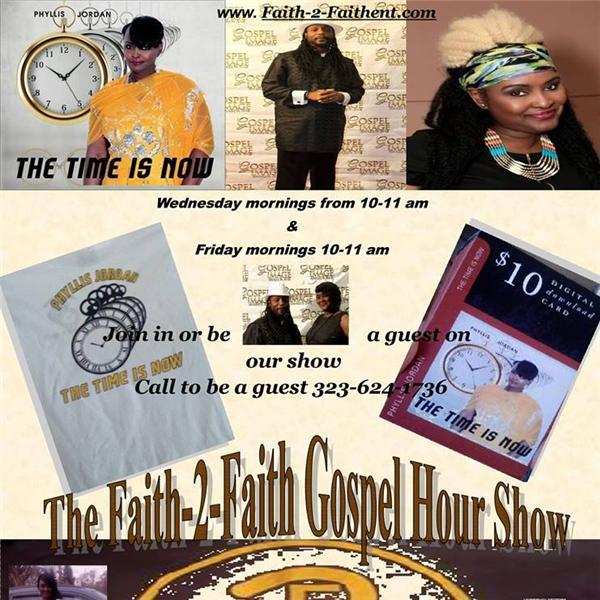 The Faith-2-Faith Gospel Hour