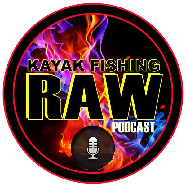 kayak fishing raw