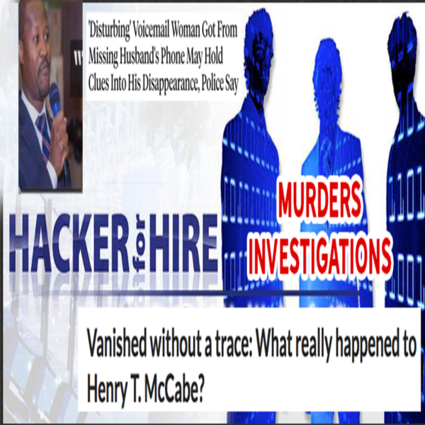 Hacker For Hire Murders