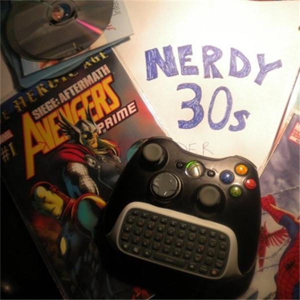 Nerdy 30s