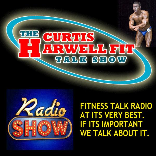 Curtis Harwell Fitness Radio