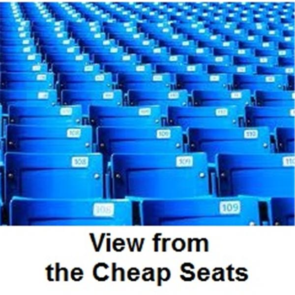 Cheap Seat Chatter