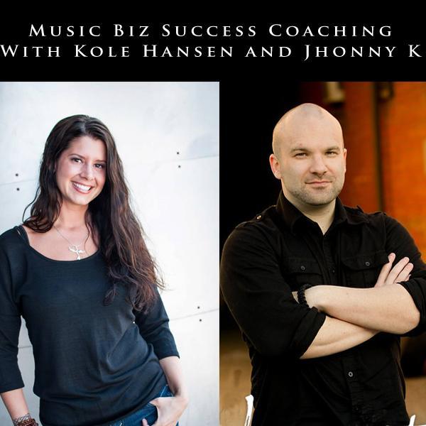 Music Biz Success Coaching