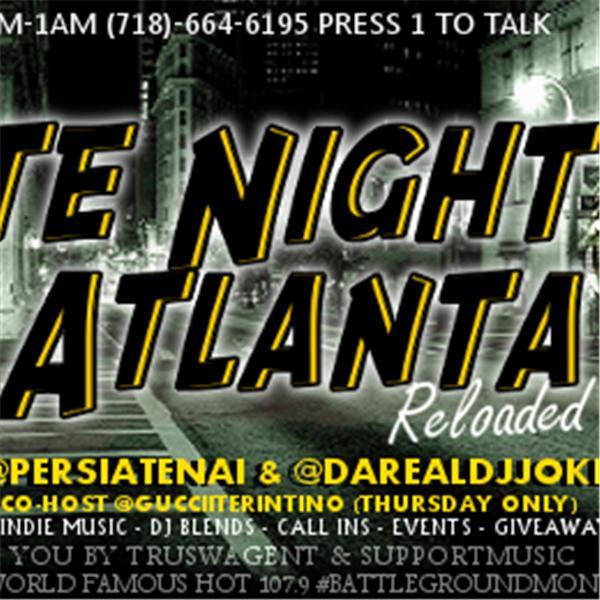 Late Night Atlanta