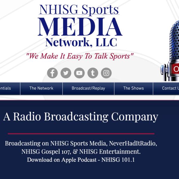 NHISG Sports Media Network