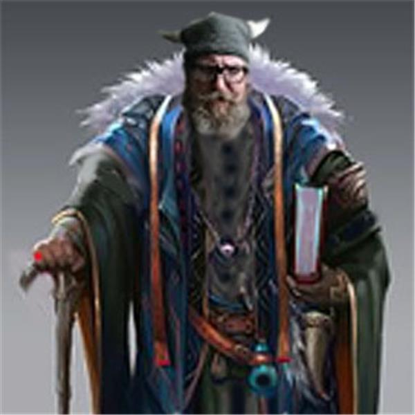 Dungeon Master John Rakestraw